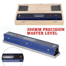 12 Master Precision Level For Machinist Tool New 002mmm Accuracy