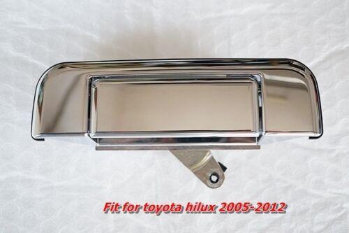GENUINE TOYOTA HILUX TAILGATE REAR DOOR HANDLE MK5 MK3 MK4 MK6 SR5 CHROME