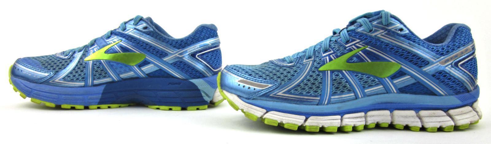 Brooks Adrenaline GTS-17 femmes   Running   Chaussures  Azure bleu Lime Punch US 6.5B 8a8d6b