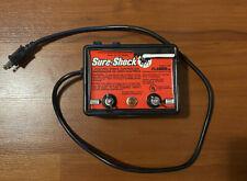 Fi Shock Sure Shock Model Ss 550 2 Fuse Overload Pro Electric Fence Energizer
