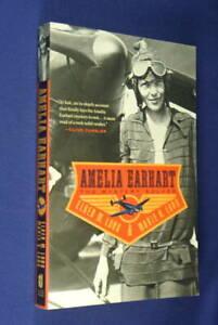 AMELIA-EARHART-Elgen-Long-THE-MYSTERY-SOLVED-Plane-Crash-Aviation-History-Book