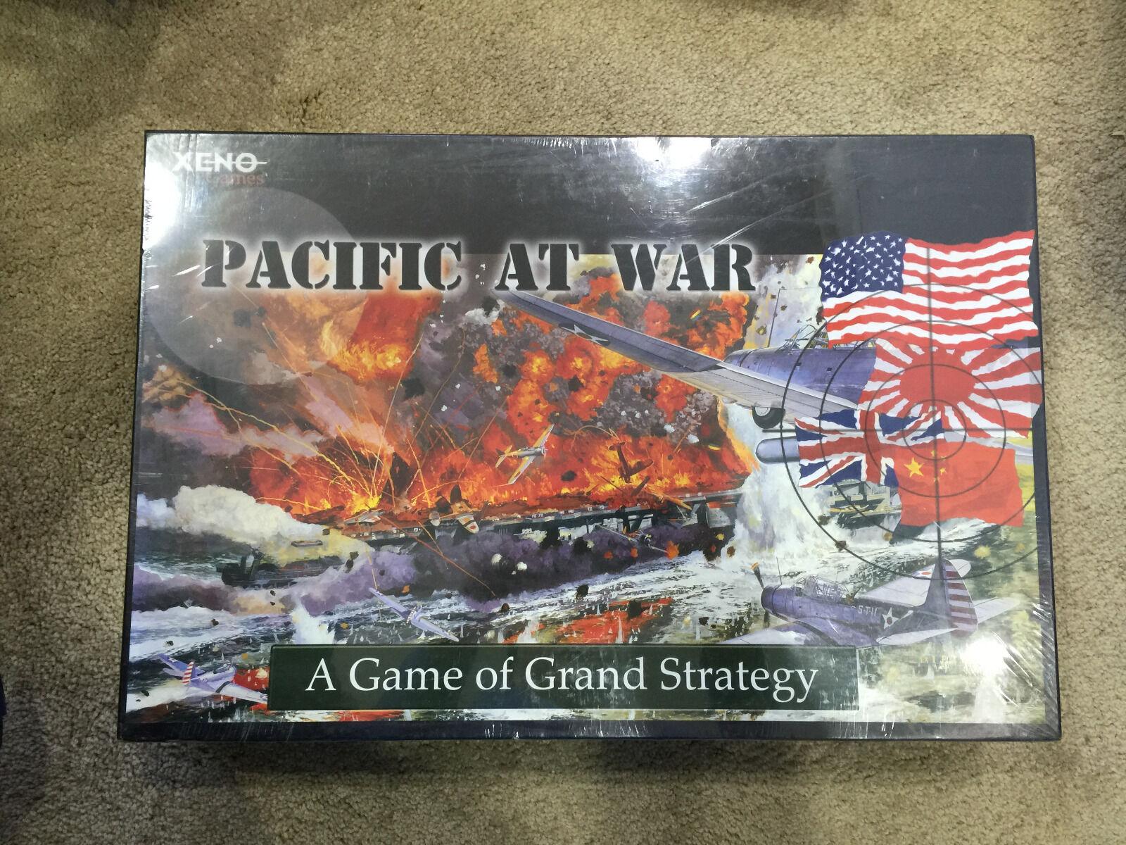 Xeno Games Axis & Allies Pacific at War Box
