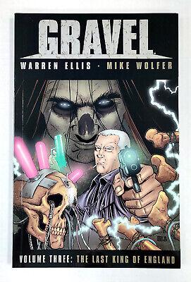 2010 Crosed Vol.1 TPB Trade Avatar Press Comics NM Garth Ennis