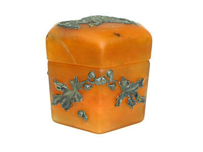 Glass Tin In The Asian Style Zinnverzierungen Belgium Um 1920 Price Remains Stable Other Antique Glass