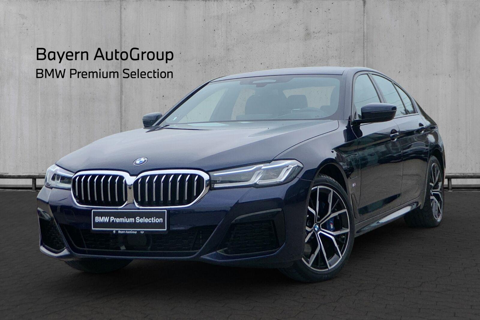 BMW 530e 2,0 M-Sport aut. 4d - 609.900 kr.