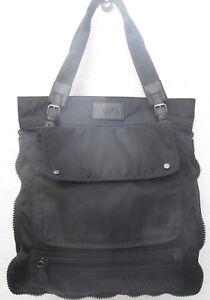 AUTHENTIQUE-sac-cabas-EMPORIO-ARMANI-toile-TBEG-vintage-bag