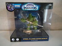 Skylanders Imaginators - Steel Plated Hood Sickle - Neu & OVP