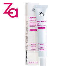 [SHISEIDO] ZA True White Day Protector Sunscreen Daytime Moisturizer SPF26+ PA++
