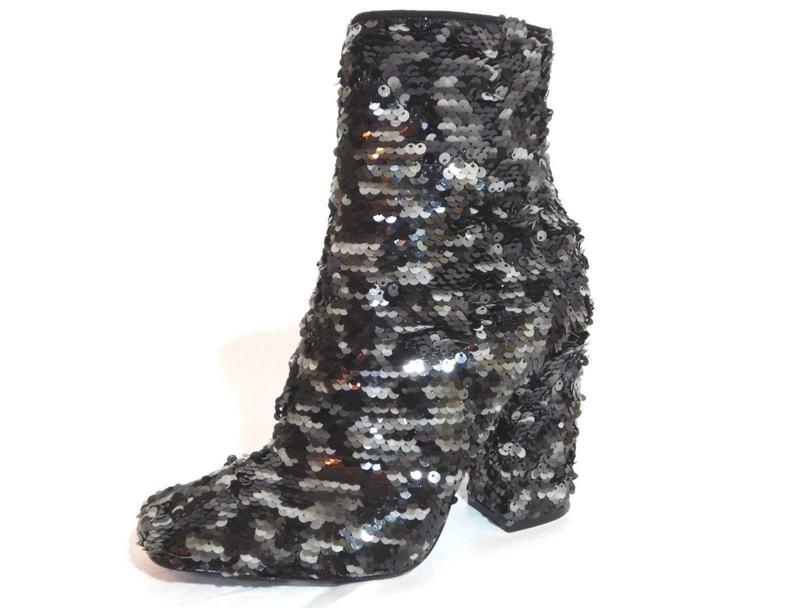 Kendall + Kylie Haedyn Sequin Bottines Taille 6