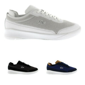 e97dc0592750cd Mens Lacoste Spirit Elite 117 Casual Sports Lace Up Low Top Sneakers ...