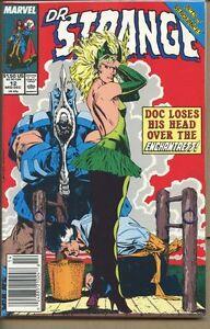 Doctor-Strange-Sorcerer-Supreme-1988-series-12-UPC-code-very-fine-comic-book