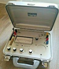 Wescor Inc Model Hr 33t Dew Point Microvoltmeter Soil Psychrometer