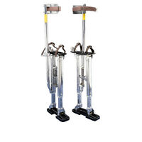 Dura-stilts Genuine Dura Iii Drywall/painting/insulation Stilts 14-22
