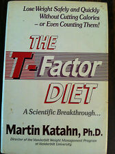The T-Factor Diet:Lose Weight Safely and Quickly Without Cutting Calories -s#654