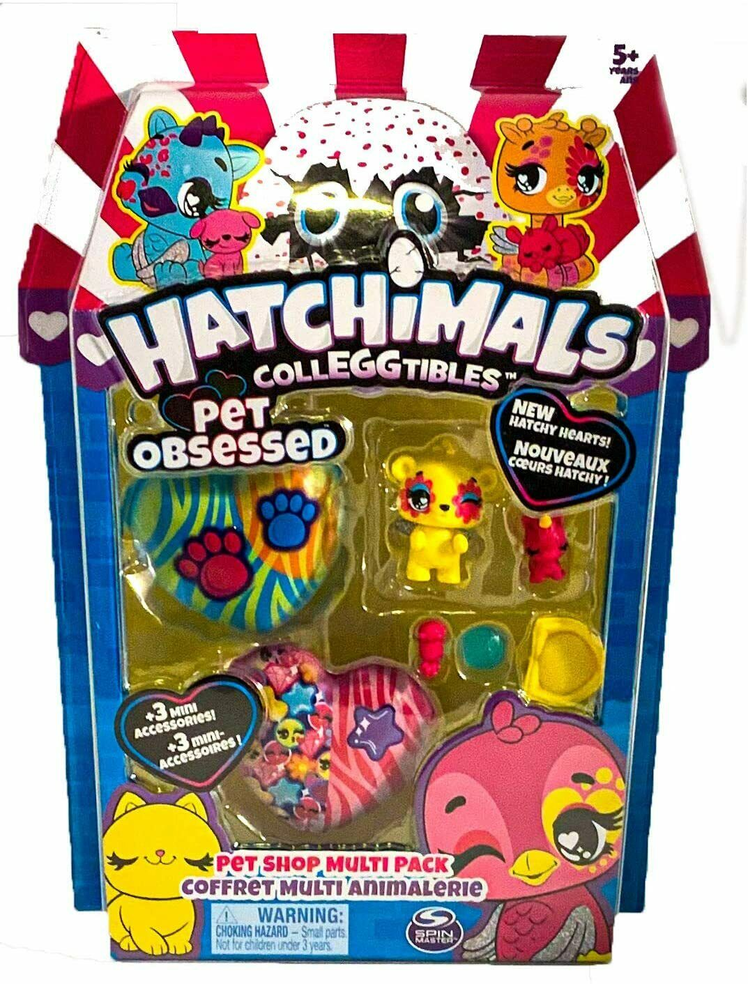 Hatchimals Colleggtibles Season 7 Summer Vibes Palm Palace Kittycan ULTRA RARE