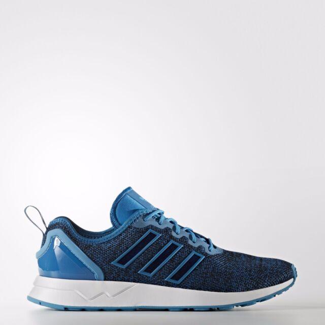 promo code 1ebee 328b5 Scarpe ADIDAS ZX FLUX ADV BLUE Craft S76387 Sneaker Blu Uomo Tg. 44.5 Nuovo