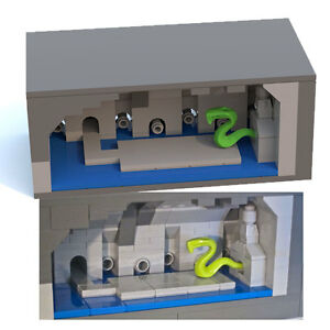 LEGO-Harry-Potter-Chamber-of-Secrets-PDF-only-instructions-mini-modular-MOC