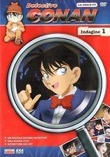 Detective Conan -  La Serie TV - Indagine 1 (1996) DVD