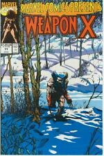 MARVEL COMICS PRESENTS #77 VOL.1 (WOLVERINE) VF/NM WEAPON X