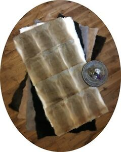 Luxury-Real-Rabbit-Fur-Plate-120cm-x-60cm-Tanned-for-throws-blankets-garments