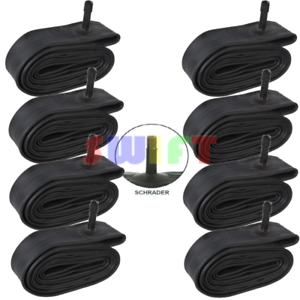 """7 x 26/"""" inch Inner Bike Tube 26 x 1.75-2.125 Bicycle Rubber Tire Interior BMX"""