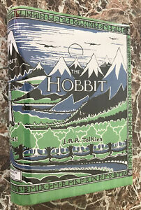 The Hobbit, by J.R.R.Tolkien~ 1959 Early US Edition with Facsimile Dust Jacket