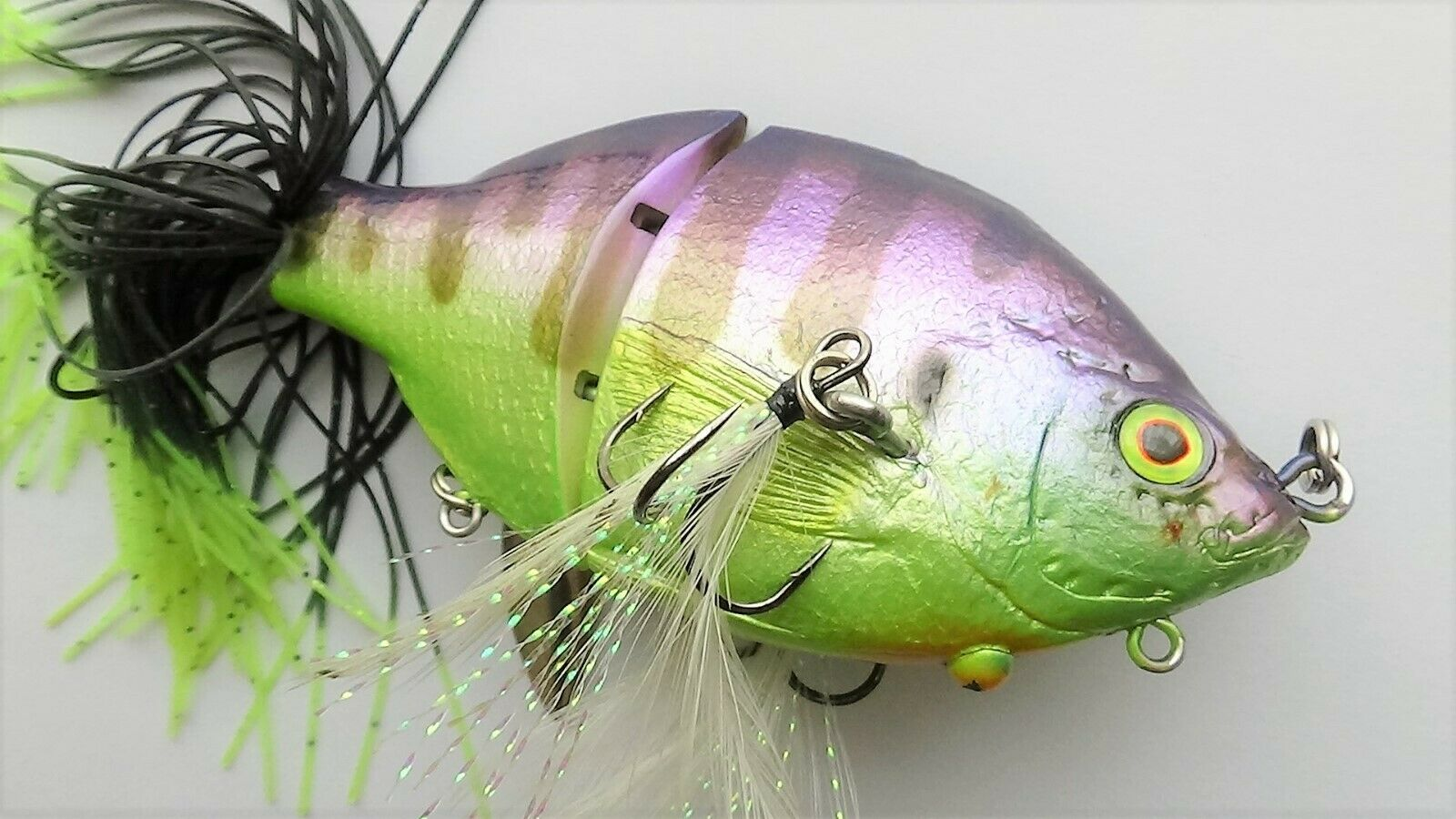 T.H.Tackle TH Tackle ZOE JOINTED  lila Gill JDM Lure T4