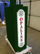 """16/"""" X 5/"""" STANDARD GASOLINE LUBSTER FRONT DECAL LUBESTER OIL CAN GAS PUMP"""
