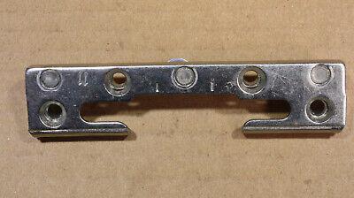 GU Schließplatte 9.35841 Schließblech 9-35841 Aufdruck