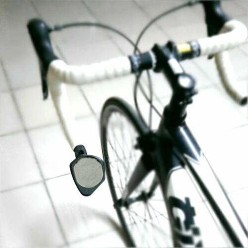 Hafny MR086 Bike Bar End Mirror Safe Rearview Handlebar Mirrors Bicycle Black