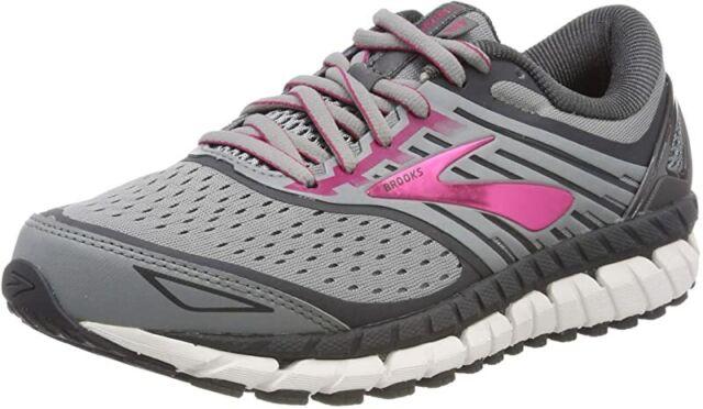 Ariel '18 Running Shoe, Grey/Grey/Pink