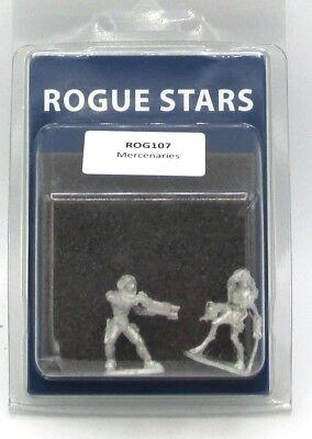 North Star ROG106 Pirates 28mm Rogue Stars