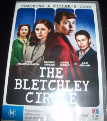 1 of 1 - The Bletchley Circle Series 1 (Australia Region 4) ABC DVD - NEW