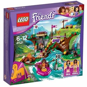 LEGO Friends 41121 Rafting a la Base DAventure