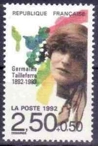 1992-FRANCE-TIMBRE-Y-amp-T-N-2752-Neuf-SANS-CHARNIERE