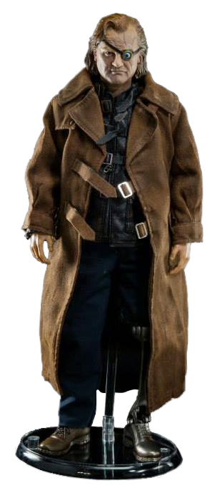 """Harry Potter - Alastor """"Mad Eye"""" Moody 1/6th Scale Action Figure"""