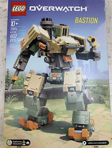 NEW LEGO Overwatch Bastion Building Kit set set set 75974 602 pieces GREAT GIFT 9e815f