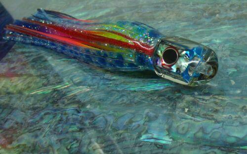 "Kona hex slant  7/""   2oz  Big Game Trolling Lure Wahoo Dolphin Tuna Marlin"