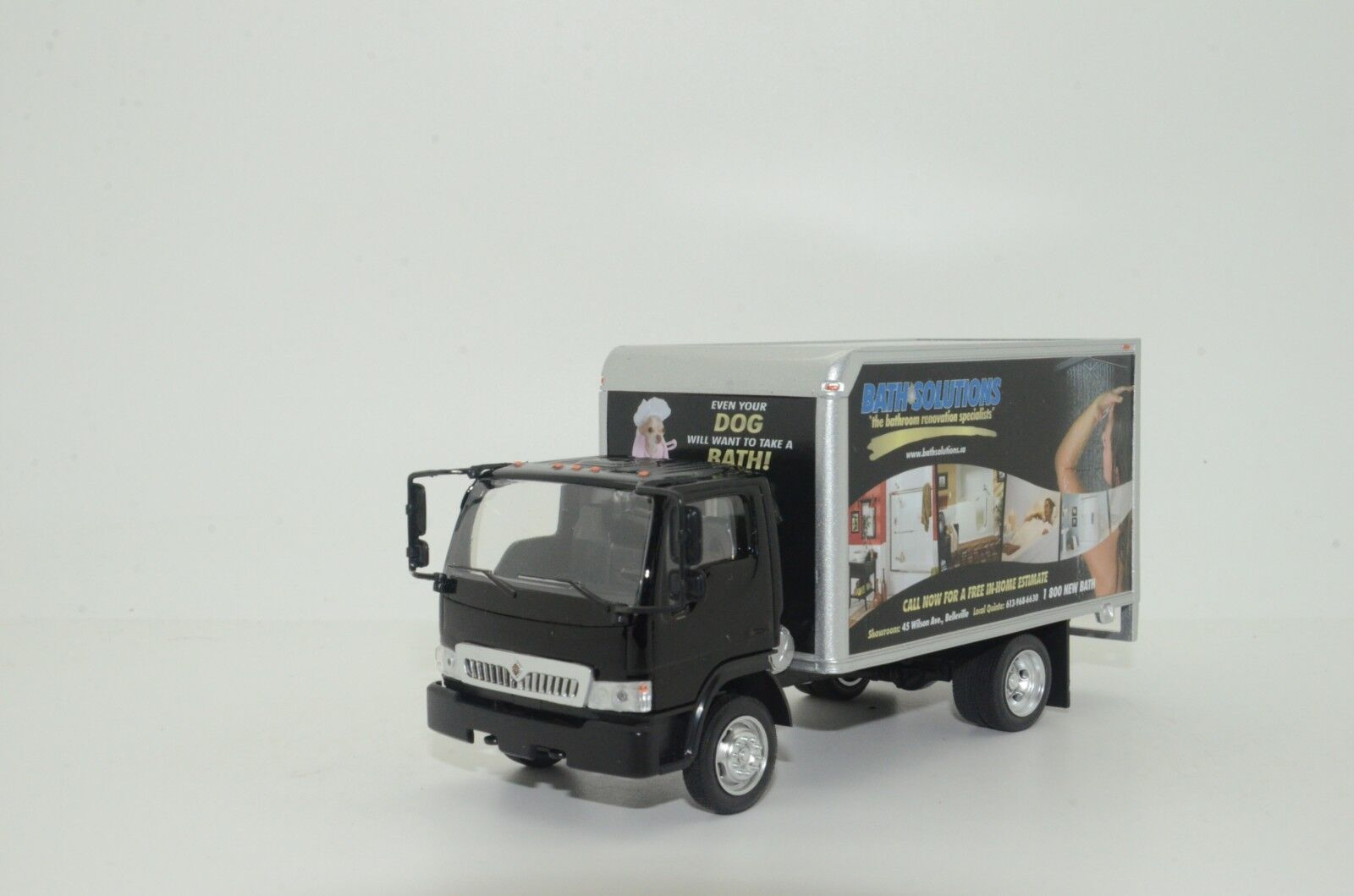 Raro Ford LCF camión Baño soluciones ELIGOR 200126 1 43