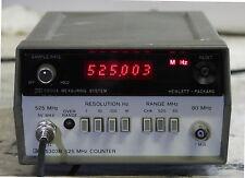 HP 5300A + HP 5303B counter