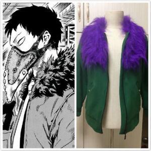 My Hero Boku no Hero Academia Overhaul Kai Chisaki Jacket Coat Cosplay Costume