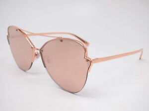 d950e9dfac21 Tiffany   Co TF 3063 6105 E0 Rubedo w Clear Real Rose Gold Mirror ...