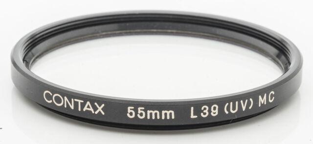 CONTAX UV FIlter L39 MC 55mm 55 mm