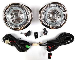 DRIVING FOG LIGHT KIT SPOT LAMP SET for HOLDEN COLORADO RC  06/2008-05/201<wbr/>2