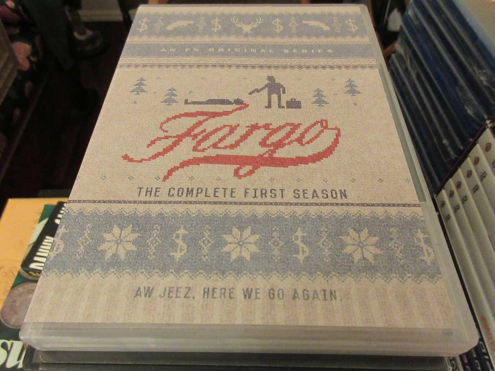 Fargo , The Complete First Season , DVD