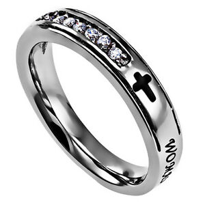 Proverbs 31 Jewelry Woman Of God Ring Christian Bible Verse