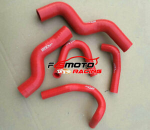 RED-For-Holden-Rodeo-TF-2-8L-4JB1-T-Turbo-Diesel-98-03-Silicone-Radiator-Hose