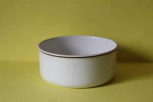 19,5 cm. Thomas Porzellan Scandic Shadow H 6,5 cm. Schüssel // Schale D
