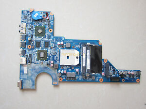 For Hp Pavilion Laptop Motherboard G4 G6 G7 Amd 649950 001 Test Ok Free Shipping Ebay