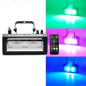 Details about New DJ strobe stage lights KTV Bar Flash Light Disco Lighting  Power Flash Lamp